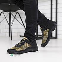 Кросівки чоловічі камуфляж, фото 3