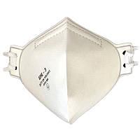 Респиратор БУК-3 FFP3 Белый hubhIdc51194, КОД: 1633315