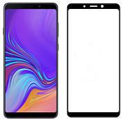 Противоударное защитное гибкое стекло 5D Caisles для Samsung Galaxy A9 2018 Ультратонкое Прозрачн, КОД: 1803962