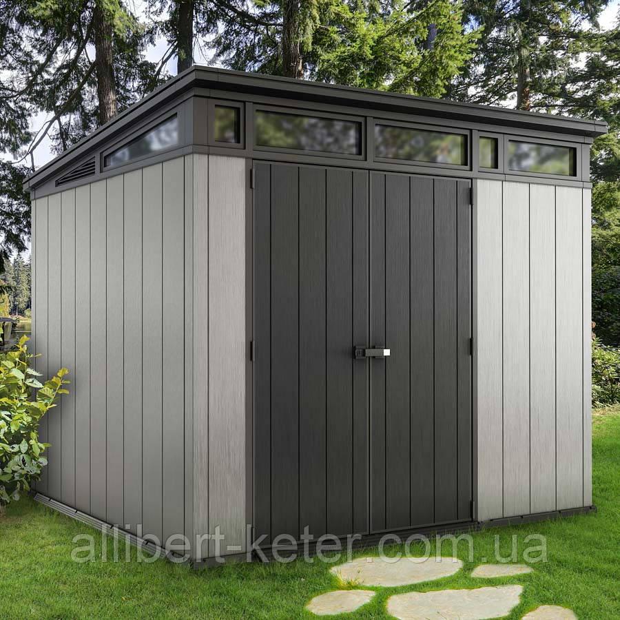 Садовый домик сарай Keter Artisan 9x7