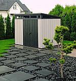 Садовый домик сарай Keter Artisan 9x7, фото 2