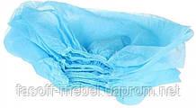 Бахилы Гекса спанбонд низкие Голубые 40 шт (195900000)