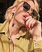 Cолнцезащитные очки унисекс квадратные в стиле ретро женские мужские унисекс, фото 5