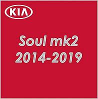 KIA Soul Mk2 2014-2019