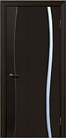 Двери ГРАЦИЯ-1 Венге