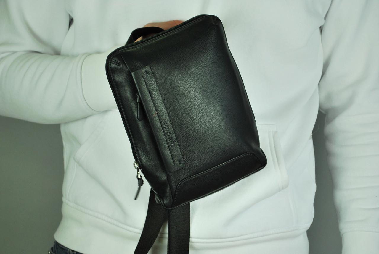 Мужская сумка из натуральной кожи Buono Leather (010-3056)