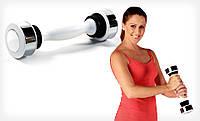 Гантель для фитнеса женская Shake weight