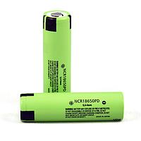 Аккумулятор Panasonic 2500mAh для батарейных модов