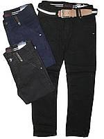 Утеплённые котоновые брюки для мальчика Seagull, размеры 116, арт. CSQ-88799