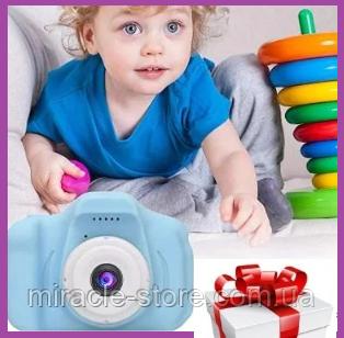 Дитяча Фото Відео камера Sonmax GM14 Рожева, фото 2