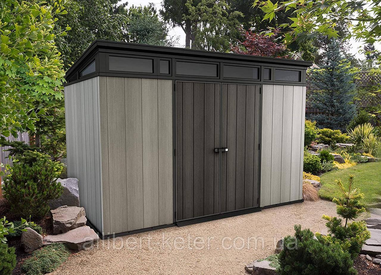 Садовый домик сарай Keter Artisan 11x7 Shed