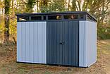 Садовый домик сарай Keter Artisan 11x7 Shed, фото 2