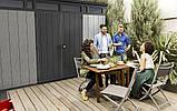 Садовый домик сарай Keter Artisan 11x7 Shed, фото 6