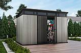 Садовый домик сарай Keter Artisan 11x7 Shed, фото 5