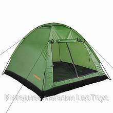 Палатка Treker MAT-107 трехместная туристическая