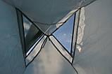 Намет Treker MAT-115 тримісна, двошарова туристична, фото 6