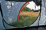 Намет Treker MAT-115 тримісна, двошарова туристична, фото 10