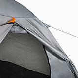 Намет Treker MAT-117 тримісна, двошарова туристична, фото 3