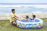 Бассейн детский надувной Jilong 10118 (175 х 109 х 46 см). Басейн надувний, фото 4