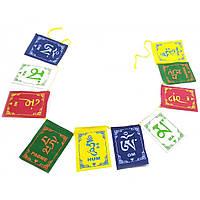 Тибетские Флаги С Мантрой (82Х9,5 См) 32334