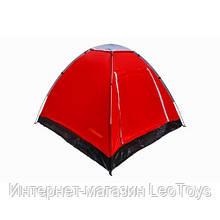 Палатка Treker MAT-107-1 трехместная туристическая