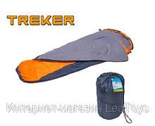 Спальний мішок Treker SA-728 (230 X 80 X 55 см)