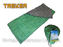 Спальний мішок-ковдра Treker MAS-203 (190 X 75 см)