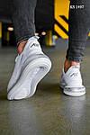 Чоловічі кросівки Nike Air Max 270 (білі) KS 1497, фото 2