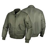 Куртка Пілот США US BASIC CWU FLIGHT JACKET Оливкова