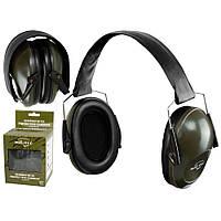 Навушники пасивні стрілецькі EAR PROTECTION Оливкові, фото 1