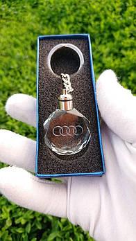 Брелок кристал AUDI