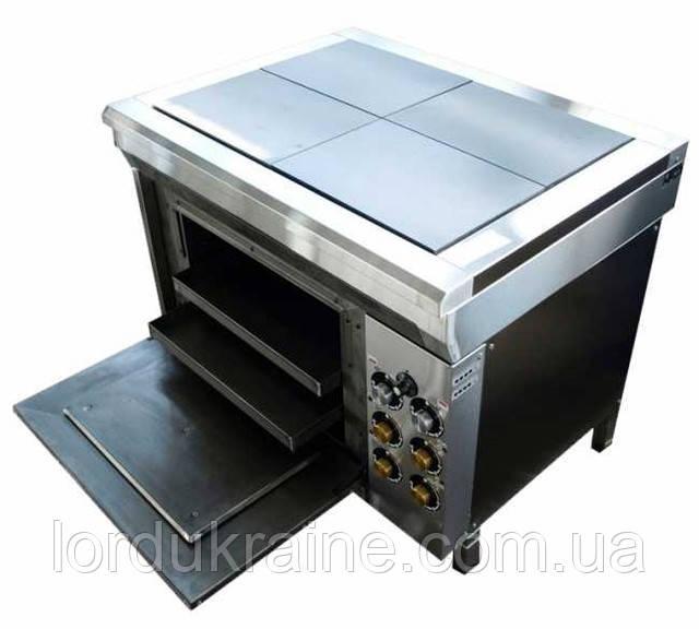 Плита электрическая промышленная с плавной регулировкой мощности ЭПК-4МШПС (стандарт) ТМ ЭФЕС