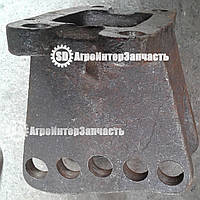 Кронштейн центральной тяги Т-40 (Д-144) (стальной)