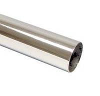 Труба хромированная, система ДЖОКЕР, D=25 мм, L=300 мм, толщ 0,7 мм