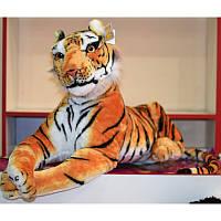 Мягкая игрушка Тигр лежит 106 см 8898-96