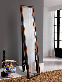 Зеркало напольное с опорой, в полный рост 1650х400 мм