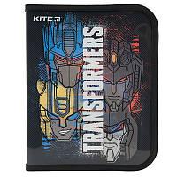 """Папка для зошитів B5 """"Kite"""" TF20-203 Transformers"""