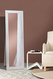 Напольное зеркало в сером цвете 1900х600 мм
