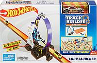 Трек Хот Вилс Крутые виражи Hot Wheels Track Builder Loop Launcher Playset
