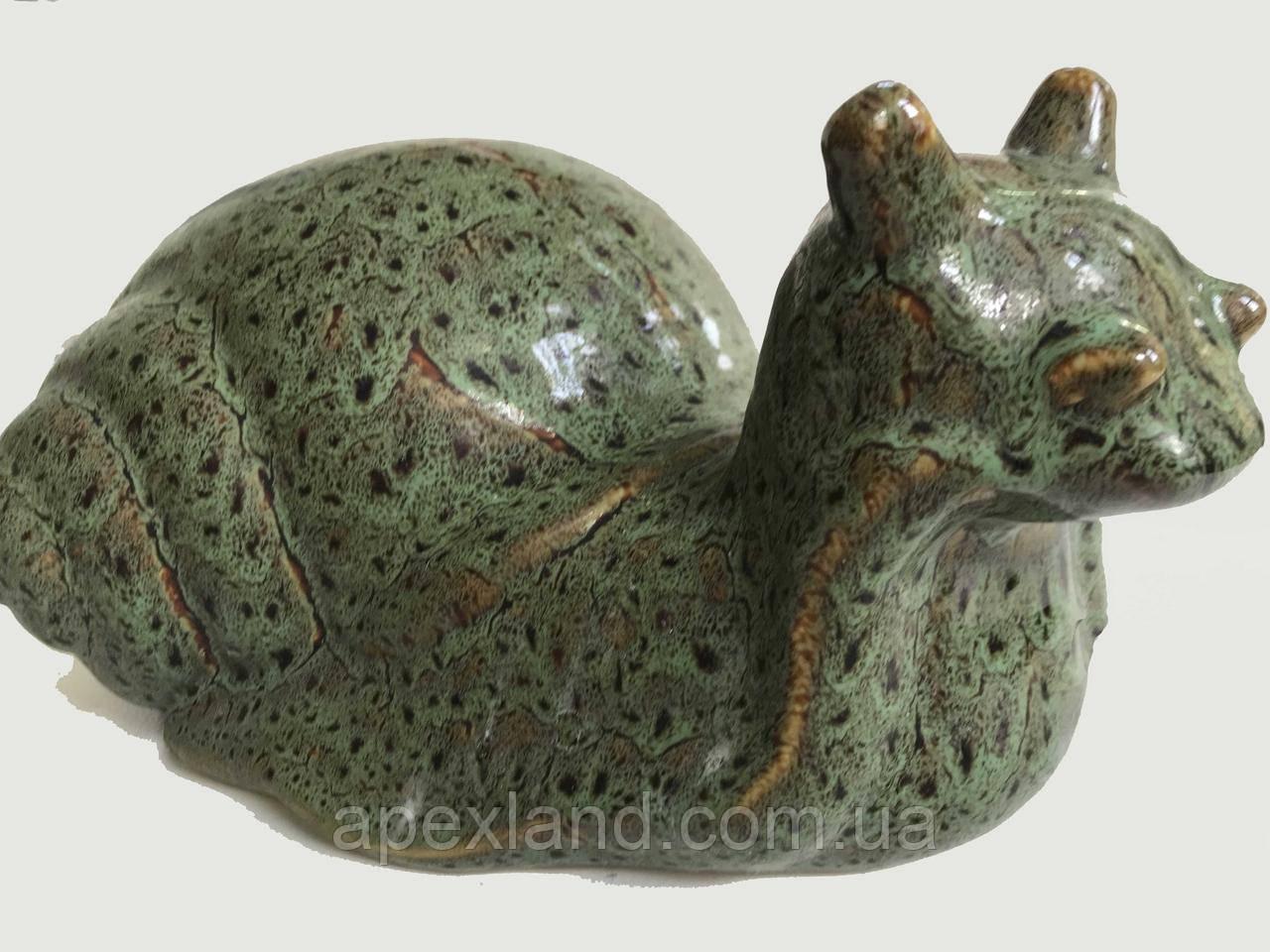 Улитка керамика 36х18х26 см