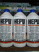 Антифриз концентрат -80 HEPU G11 синий 1,5 литра