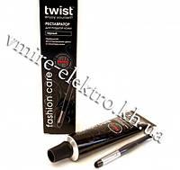 Реставратор для гладкой кожи Twist черный