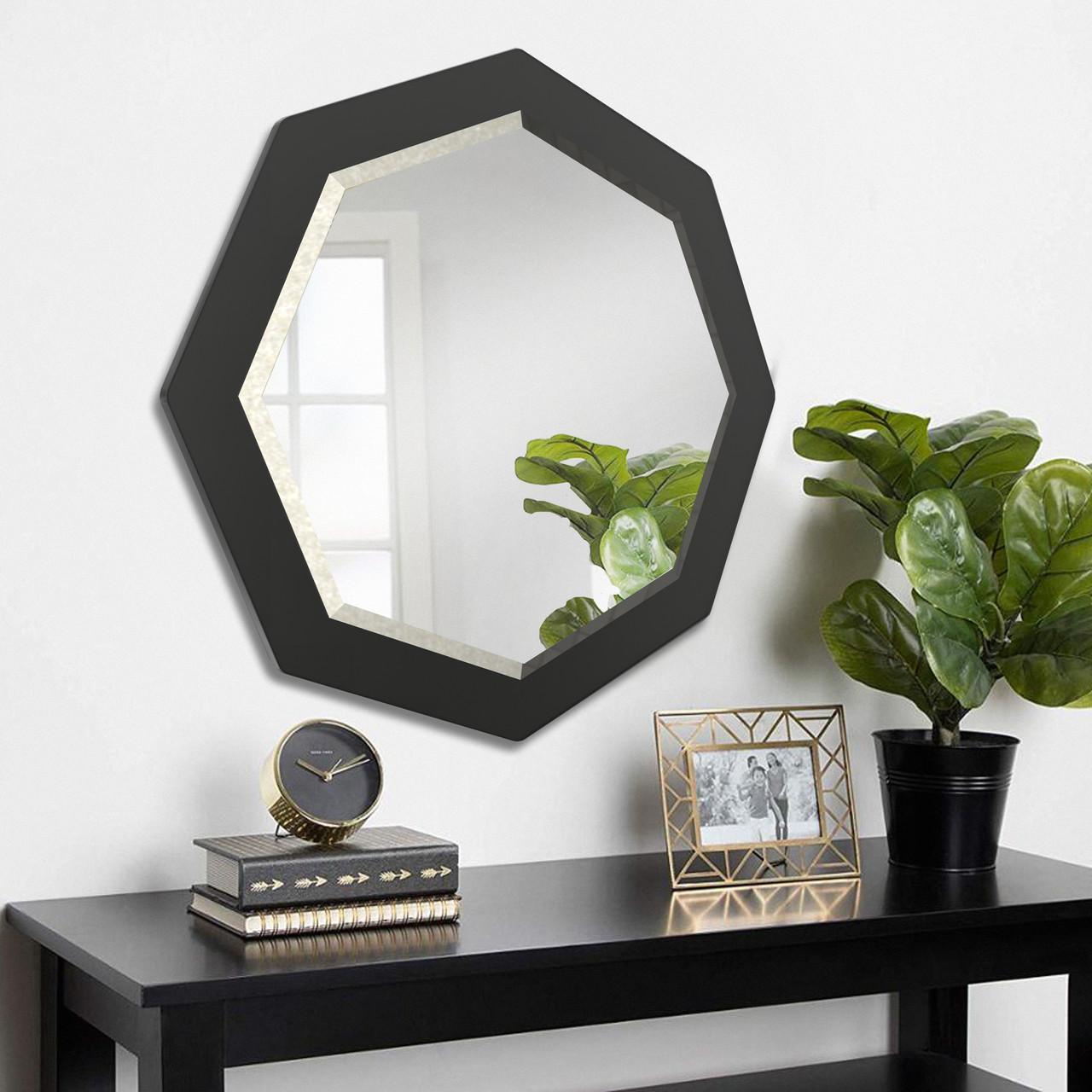 Зеркало с фацетом ( круглое ) 800 мм