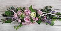 Композиция из цветов Волинські візерунки на лозе