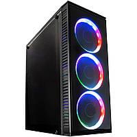 Игровой компьютер Bastion Intel Core i5 4 ядра (4gen.) / H81 / DDR3 8GB / SSD 120GB + HDD 500GB / GeForce GTX 1060 3GB / 500W / ATX