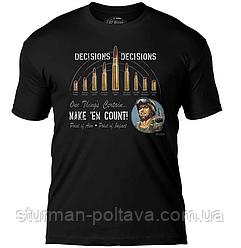 Футболка 7.62 Design 'Decisions, USA