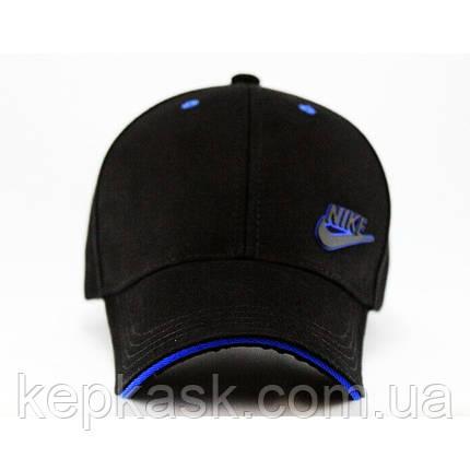 Бейсболка котон Black Nk1-3, фото 2