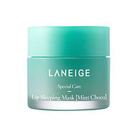 Ночная маска для губ Laneige Lip Sleeping Mask Mint Choco 8809643050999, КОД: 1733484