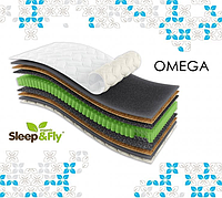 Ортопедический матрас Sleep&Fly Organic  Omega