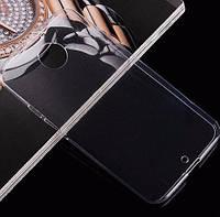 Ультратонкий 0,3 мм чехол для Motorola Moto X2 (2nd Gen.) прозрачный